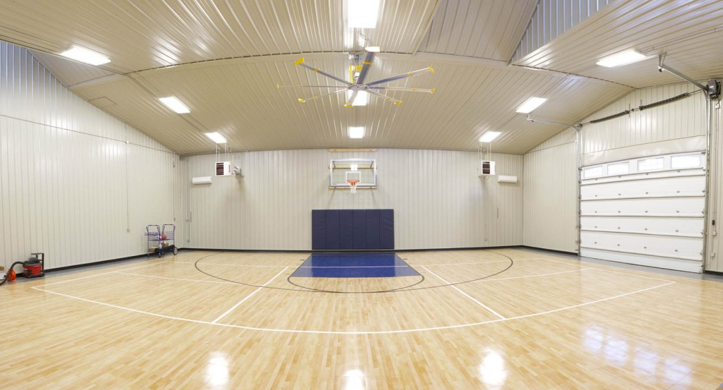 Pole Barn Dimensions For Indoor Basketball Court
